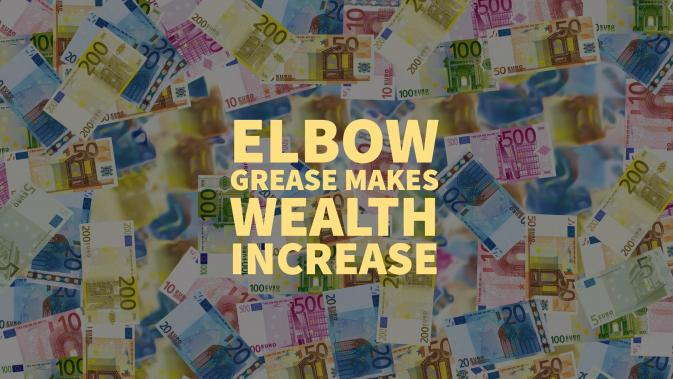 elbow-grease