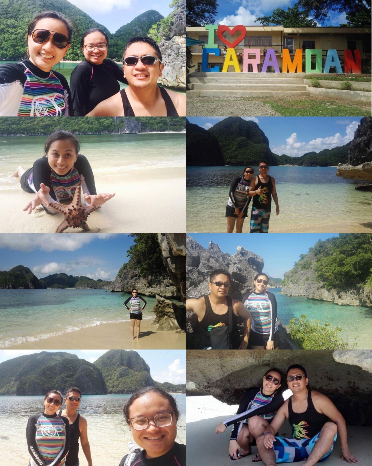 Caramaon, Camarines Sur w BF and his sis.JPG