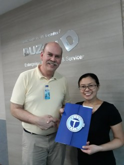 Teacher Ryns, Team Lunet