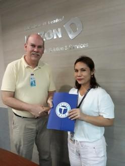 Teacher Lourdes, Team Lunet