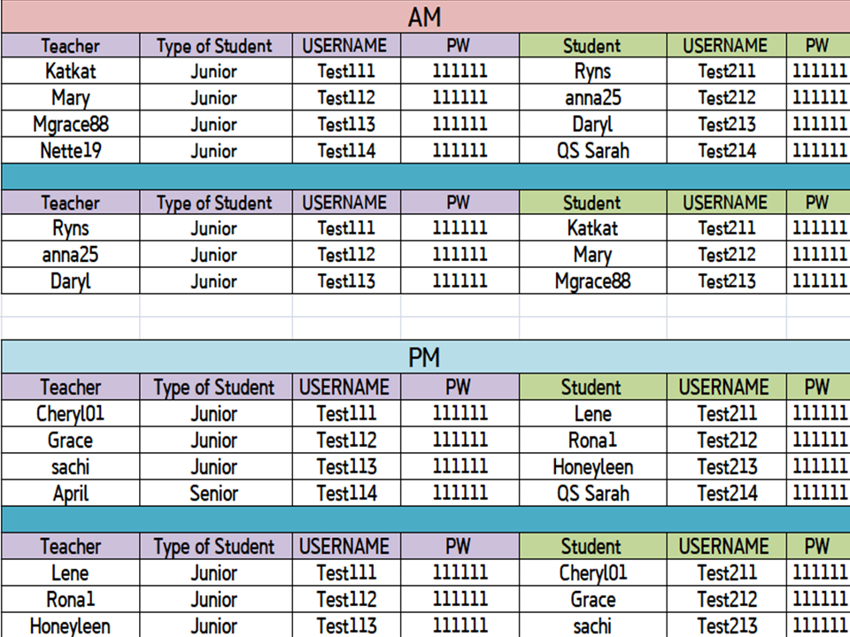 Second Mock Class Schedule.png