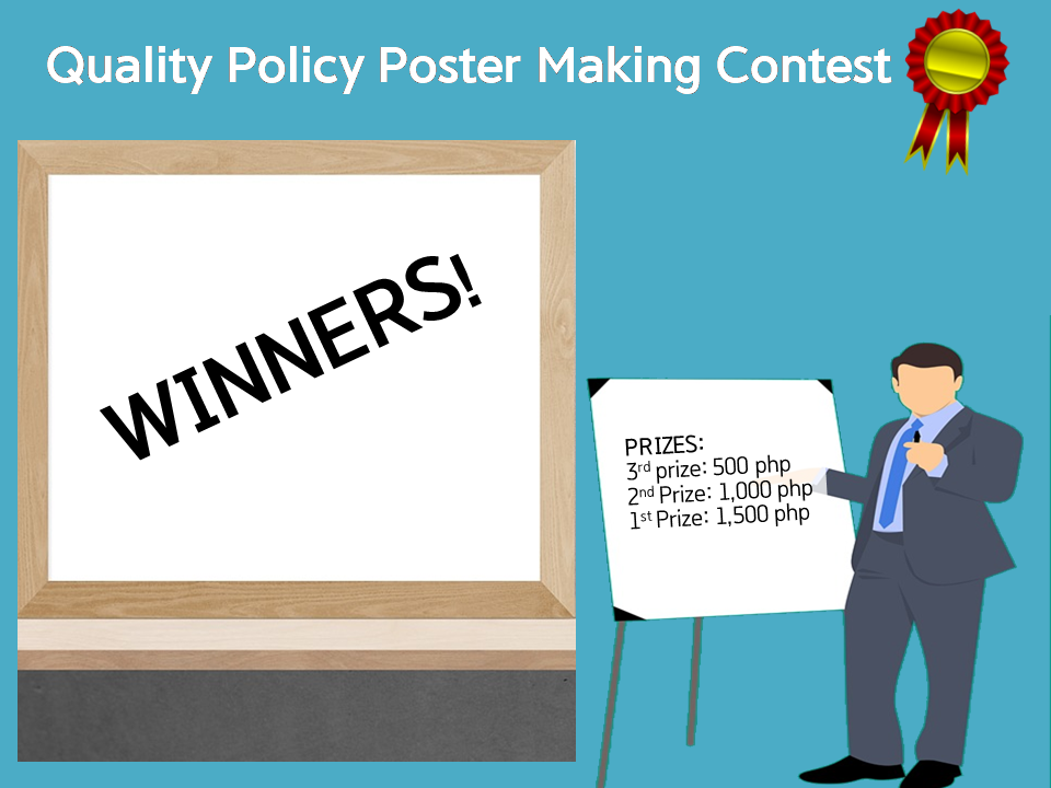 Events: QP Campaign Poster-Making Contest Winners and Entries