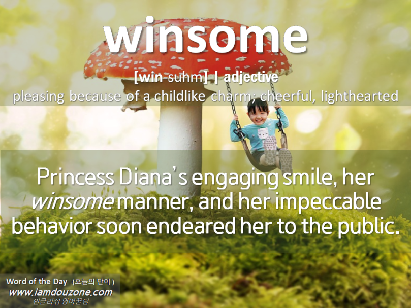 Word_of_the_Day_Week#3 (winsome)