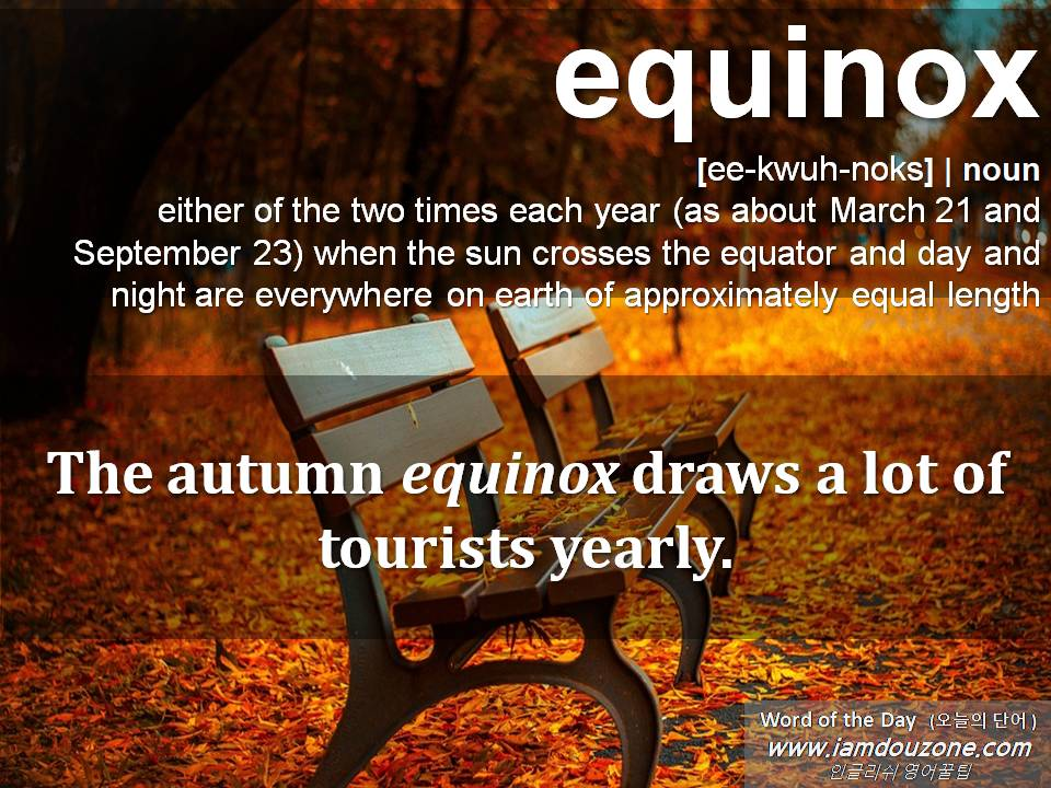 Word_of_the_Day_Week#2 (equinox)